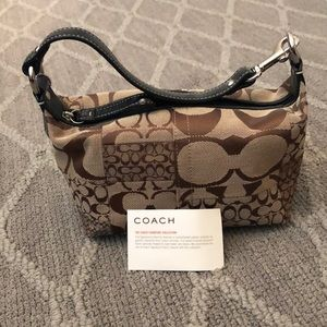Never used Coach bag